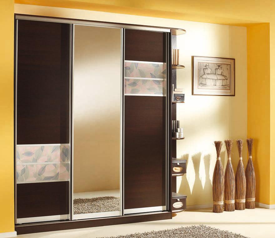 Шкафы-купе - шкафы-купе и гардеробы - каталог - мебельная фа.